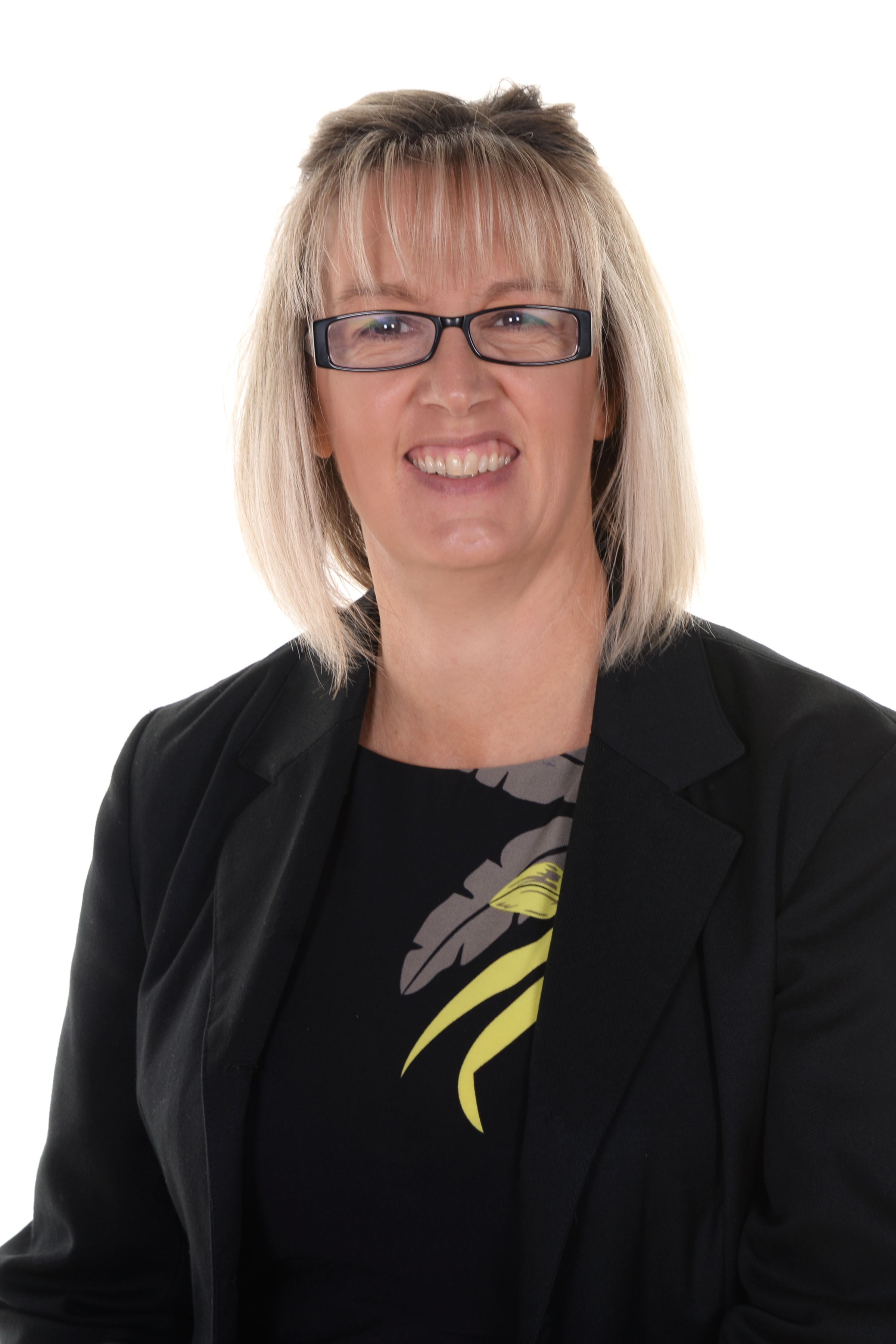 Mrs Robson (Deputy Head)