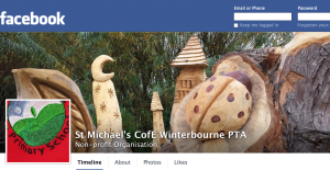The PTA is on Facebook