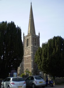 St Michael's Church Winterbourne